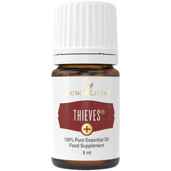 Young Living: Thieves+ 5 ml (Ätherisches Öl)